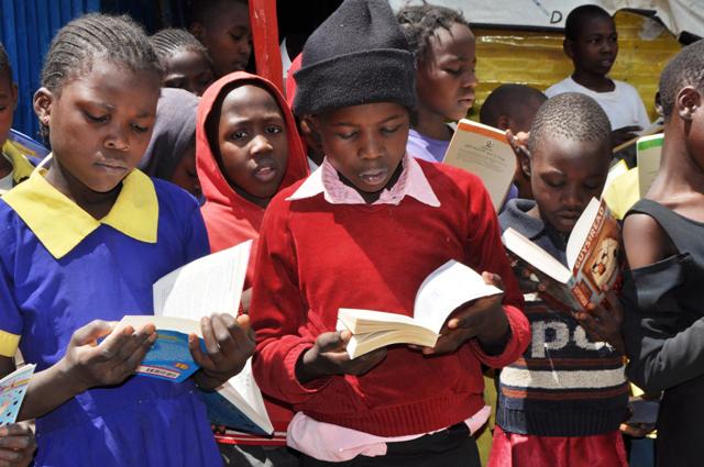 Kibera books