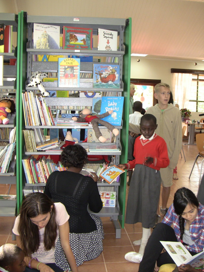 Kenya Fluorspar Primary Books