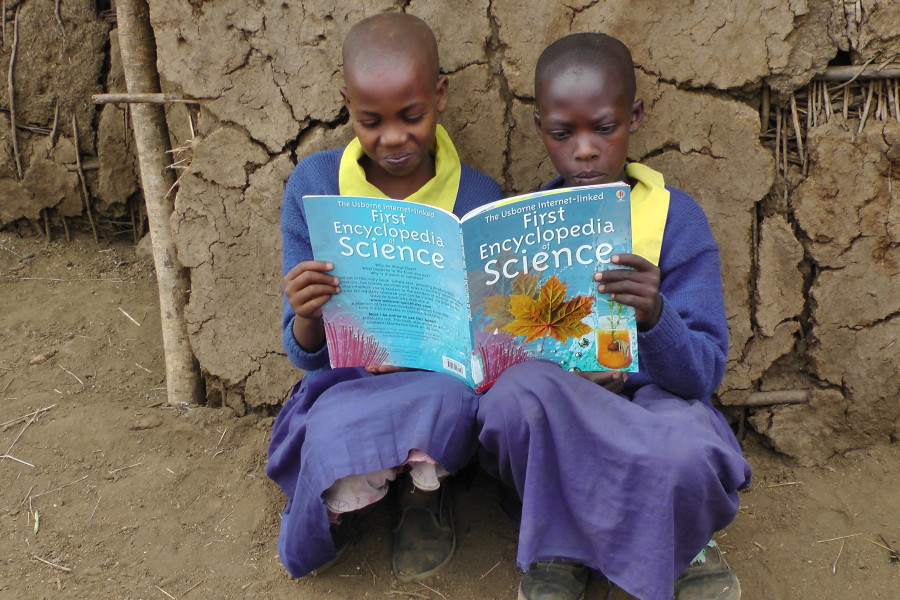 Iltitlal Masai Wilderness Books